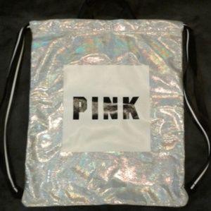 🆕️PINK- Drawstring Backpack